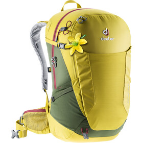 Deuter Futura 26 SL Zaino Donna, greencurry/khaki
